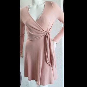Everly Long Sleeve Dress